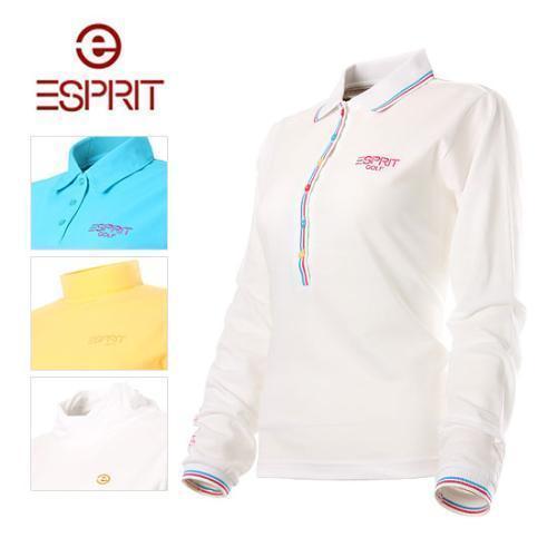 [ESPRIT GOLF][정상가:86,000원] 에스프리 여성용 골프티셔츠 4종택1