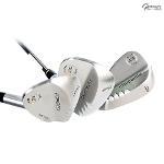 [名品 브랜드]2021[Houma]PLATINUM FORGED DUAL SPIN 스핀밀드 단조 웨지/트루템포 샤프트