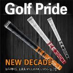 [골프프라이드정품]골프프라이드 NEW DECADE 뉴디케이드 소프트 MCC  라운드 실그립