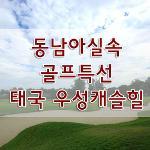 동남아 골프특선 태국 우성캐슬힐