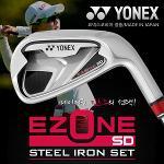 [상금왕다승왕-김효주프로클럽]YONEX GOLF 요넥스골프正品 EZONE SD 일본産 스틸 아이언세트(9I)