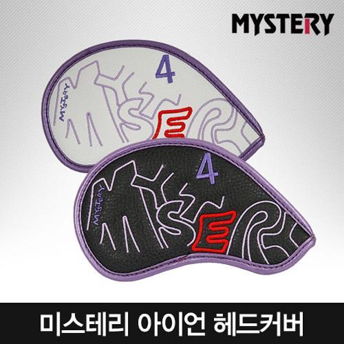 [2015년신상-국내産]미스테리 에나멜+인조양피원단 프리미엄 아이언커버세트(9개)