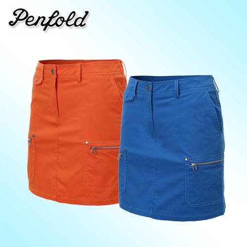 펜폴드 PENFOLD 여성 면 스판소재 사이드포켓 큐롯 치마/스커트 - PF52PT52