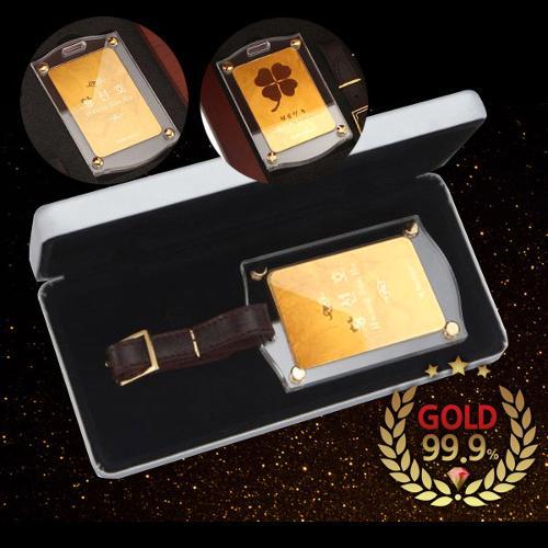 [골프맥스] 골드 네임텍/ MGN-001