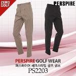 [PERSPIRE] 퍼스파이어 체크스타일 골프 팬츠 Model No_PS2203