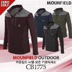 [MOUNFIELD] 마운필드 나염 보온 기모티셔츠 Model No_CB1775