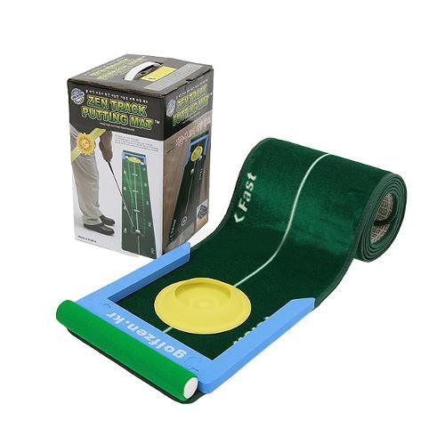 Track Putting Mat 트랙 퍼팅매트 [스마트 홀컵포함]/연습용품/퍼팅연습기/골프용품