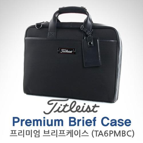 Titleist 타이틀리스트 아쿠시넷트正品 Premium Brief Case 서류가방 (TA6PMBC)