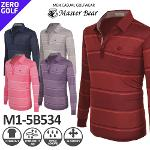 [MASTER BEAR] 마스터베어 투톤배색 남성 티셔츠 Model No_M1-5B534