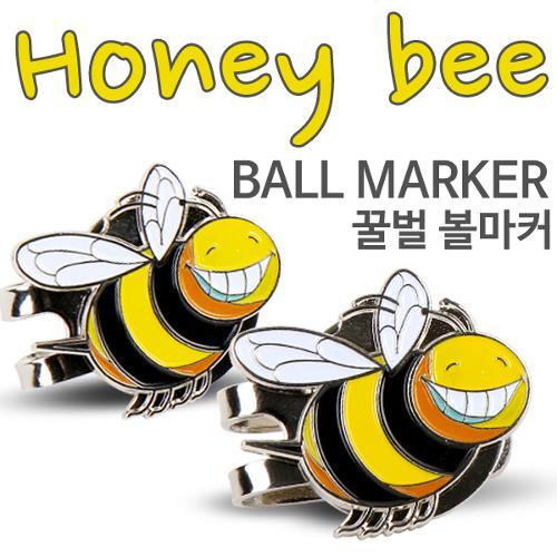 [KAXIYA] 꿀벌 모양 디자인 골프 볼마커