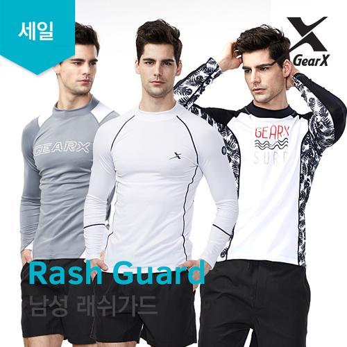 [기어엑스] 래쉬가드-남자 남성 수영복 세일