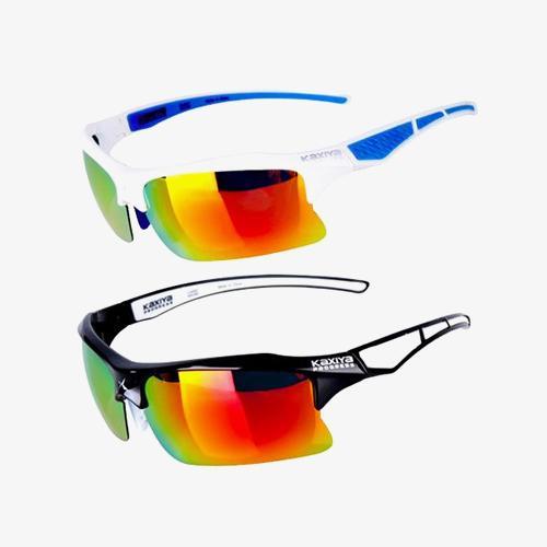 [카시야] 프로그레스 스포츠 고글/선글라스 2종 선택형