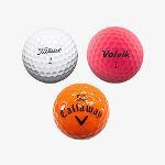 [삼만로스트볼]컬러볼 볼빅 최대 35알/비재생/사은품3종
