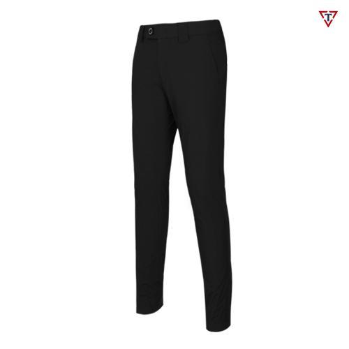 다리가 길어보이는 남자 봄 골프바지 토드휴 봄 하이업VER.2 블랙 TDPA0CHUBK