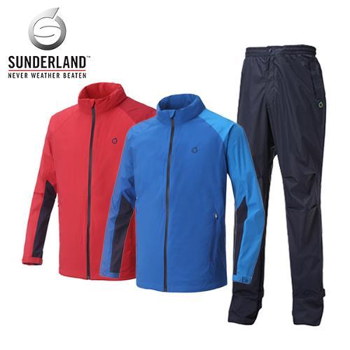 [시즌특가]선덜랜드 남성 스판 비옷 상하의세트 - 16711WR42RP02