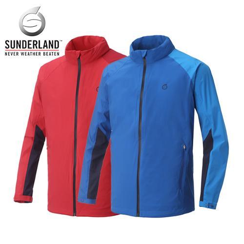 [시즌특가]선덜랜드 남성 스판 비옷 겸용 바람막이 - 16711WR42