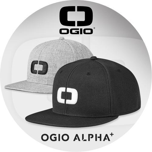 한국캘러웨이정품 OGIO 알파 아이콘 스냅백 골프모자