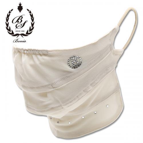 [보니스 골프] 자외선차단  피부보호 통풍 매쉬 여성 마스크(대)_199520
