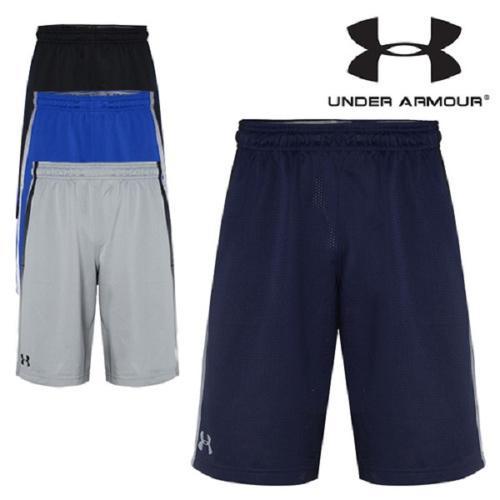 언더아머 남성 테크 메쉬 쇼트 1271940 반바지 스포츠웨어 남성팬츠 UNDER ARMOUR Tech Mesh Shorts