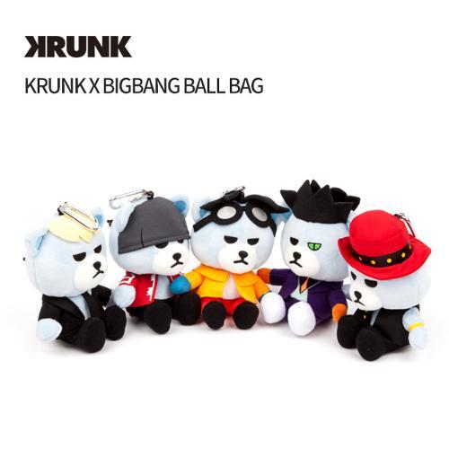 [YG KRUNK] 크렁크 BIGBANG BALL BAG 빅뱅 볼 백 필드용품 골프용품