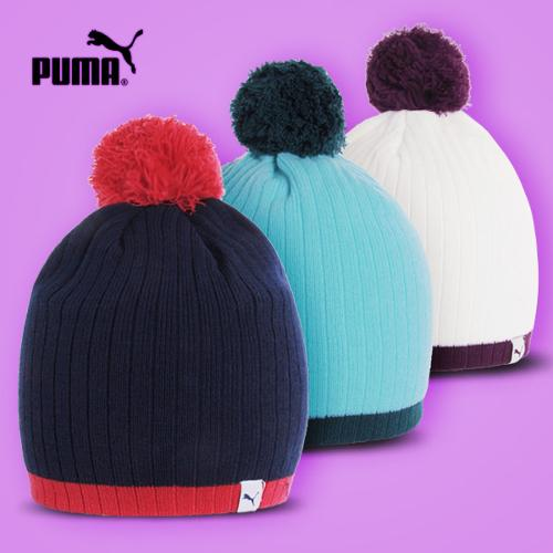 푸마 우먼스 팜 비니 골프모자/골프용품/필드용품
