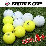 [던롭 DDH] DDH 2피스 로스트볼/골프공 혼합★A+등급_10알 구성_212202