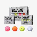 볼빅정품 VIK3 빅3 프리미엄 골프공 3피스 12알