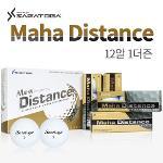 사라토가 Maha Distance 프리미엄 2피스 골프공 12알 1더즌