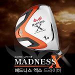 [2018년형-일본산]MADNESS X 매드니스 엑스 고반발 전신 단조 드라이버