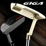 기가골프 맥스 핏 퍼터 골프클럽 GIGA MAX FIT