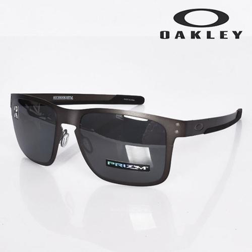 Oakley HOLBROOK METAL OO4123-0655 편광렌즈 선글라스 스탠다드핏 오클리 홀브룩 메탈 패션선글라스