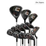 2021 벤세이어스 BENNY RS21 BLACK PVD 최고급 튜닝 골프채풀세트+캐디백세트+아이언커버