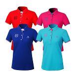 비티알 BTR 골프 여성 여름 포인트 카라 티셔츠 애플(여) BNT0488W
