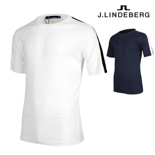 제이린드버그 J.Lindeberg 라일리 더블 매쉬 남성 티셔츠 82MA539015705 골프웨어 골프의류
