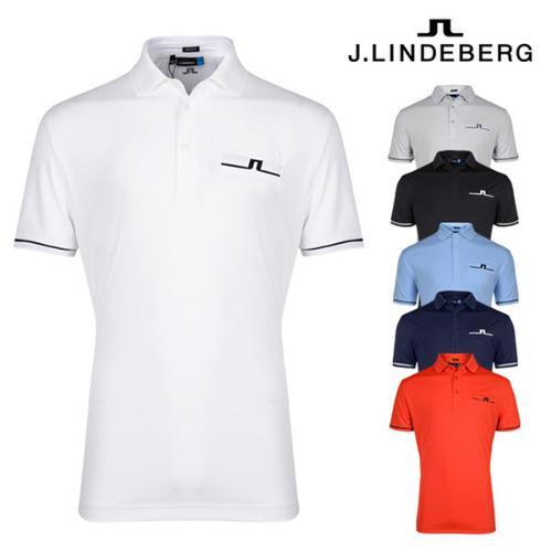 제이린드버그 J.Lindeberg 페트르 레귤러 TX 저지 남성 반팔 티셔츠 82MG539105610 골프웨어 골프의류