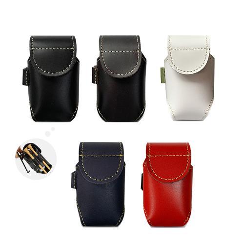 국내생산 비앤이 천연가죽 볼케이스N-BC01