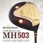 [일본산-11.5도]MUTSUMI HONMA 무쯔미 혼마正品 MH503 단조헤드 여성용 드라이버