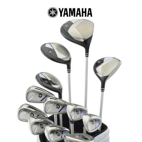 [오리엔트골프 정품] 야마하 페미나 여성 골프 풀세트 + 캐디백세트
