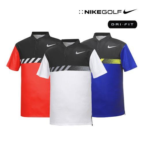 [나이키골프] 남성 모던핏 변형카라 티셔츠 3종 택1_GA