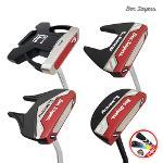 名品1위 2021 벤세이어스 BENNY RS21 RED 신형 EXO/오웍스/스파이더퍼터+커버/고성능 하이브리드퍼터 4종+점보퍼터그립 증정