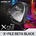 기가 2018 X-FILE BETA BLACK 드라이버 남성