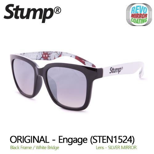 미러 선글라스 Engage (STEN1524)-Silver Mirror