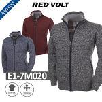 [RED VOLT] 레드볼트 오픈 니트셔츠  Model No_E1-7M020
