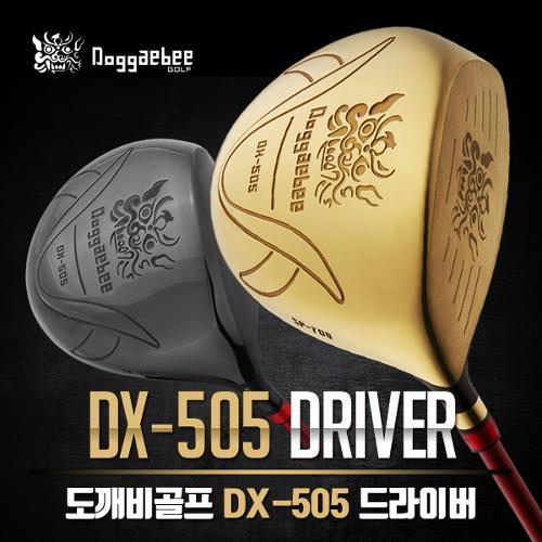 [초고반발]도깨비골프 DX-505 초대형헤드505CC/초경량/초반발력 남/여 드라이버[샤프트1회무상교환]
