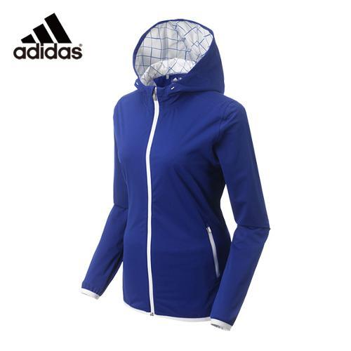 아디다스 TW5129F6 클리마스톰 여성 후디 자켓