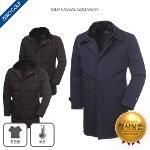[쟌피엘] 꽃샘 추위에도 따뜻하게 입자 덕다운 코트 자켓 3종 택일