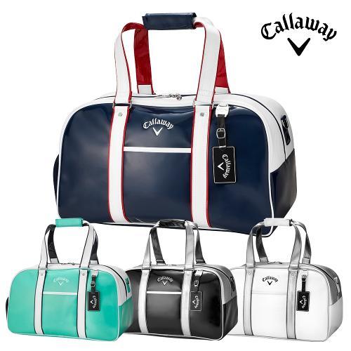 캘러웨이 정품 SOLID 솔리드 보스턴백 골프가방