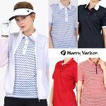 헤리바든 SS 여성 상의 5종세트 (바람막이+티셔츠4종)
