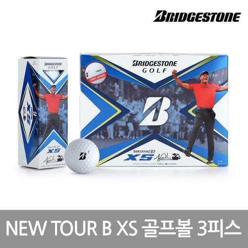브리지스톤 TOUR B XS 골프볼/골프공 [3피스 12알]