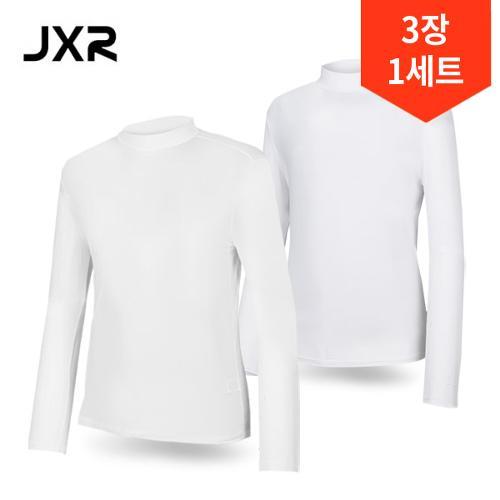 3장1세트/JXR 발란스스킨 UV차단 냉감터틀넥 이너웨어